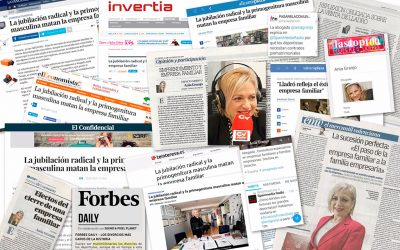 Ania Granjo en la prensa